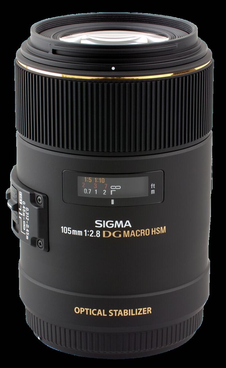 ремонт объективов Sigma