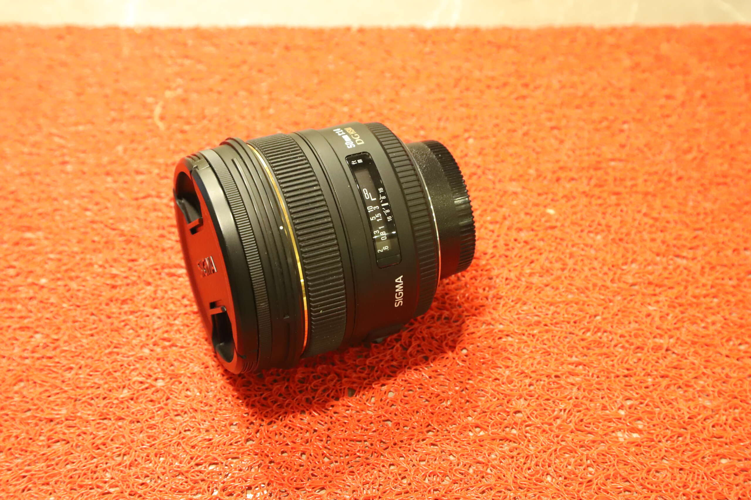 Sigma 50/1.4 Nikon